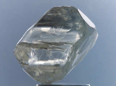 Rough diamond crystal from Octonus.com