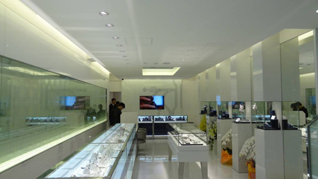 Royal Asscher flagship store Tokyo Japan