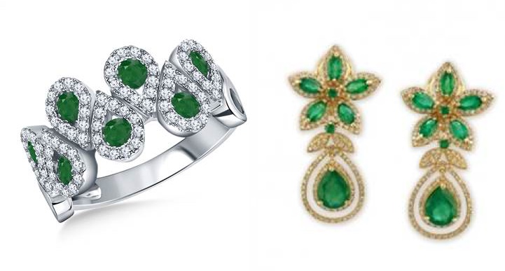 St. Patrick's Day Emeralds
