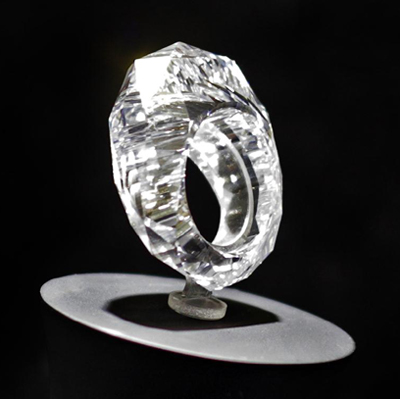 Rough Cut Diamond Jewelry