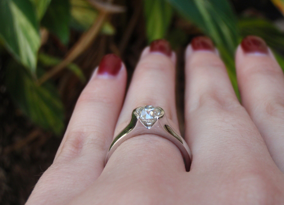 jewel of the week holiday proposal complete with sholdt