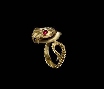 solange azagury partridge viper ring