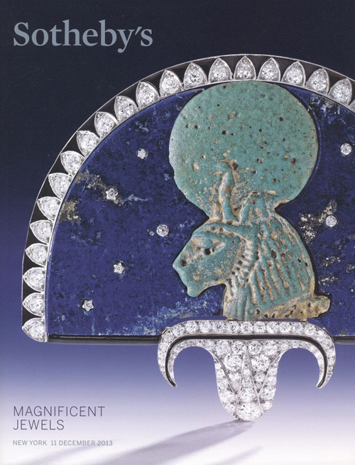 Sotheby's New York Magnificent Jewels Catalogue from catalogues.nl on eBay