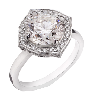 Stephen Webster Bridal Collection Engagement Ring