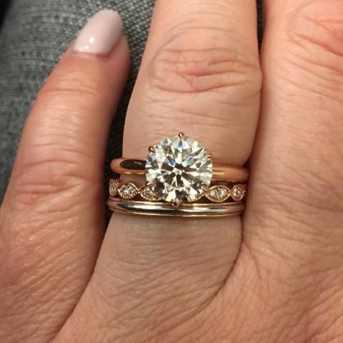 Stonewell 2.31 ct Diamond Ring