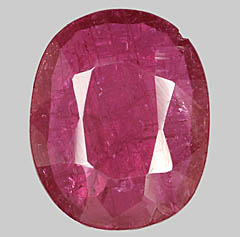 GIA Identifies Lead Glass-Filled Synthetic Ruby