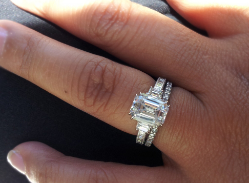 Jewel Of The Week Revamped Tacori Engagement Ring Pricescope