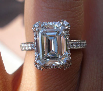Tacori 2620 Diamond Engagment Ring