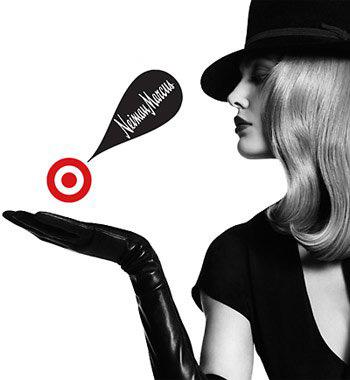 Target and Neiman Marcus Logos