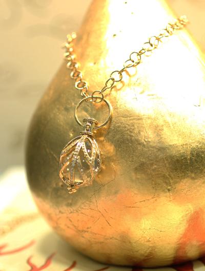 Temple St. Clair diamond amulet JCK Luxury Elite Enclave 2011