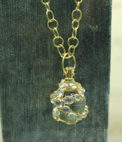 Temple St. Clair moonstone amulet JCK Luxury Elite Enclave 2011