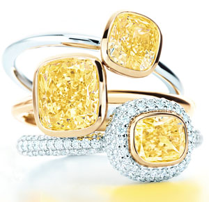 Tiffany Yellow Diamonds