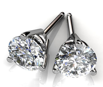 Union Diamond Studs