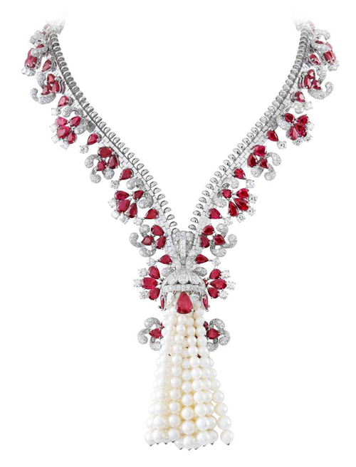 Van Cleef & Arpels Zip Necklace