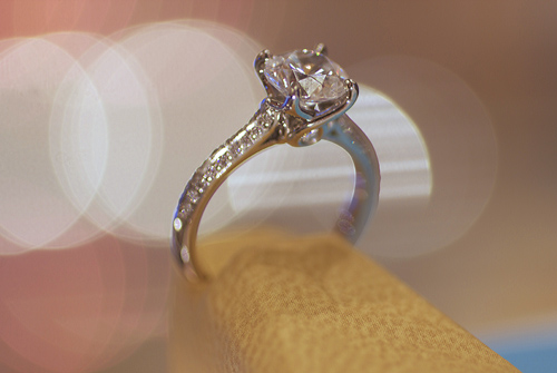 Vatché Signature Engagement Ring