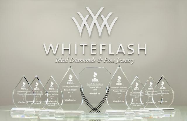 Whiteflash Pinnacle BBB Award 2018