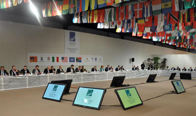 World Diamond Council Plenary Session