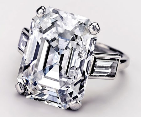 grace kelly 39 s emerald cut engagement ring
