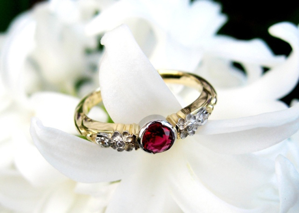 Ruby Van Craeynest Ring