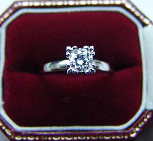 Engagement Rings Prong Setting Styles Pricescope
