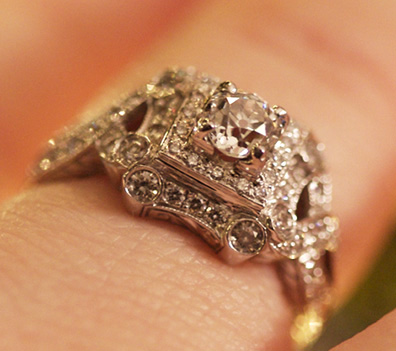 Antique Wedding Rings | Antique Engagement Rings Pricescope