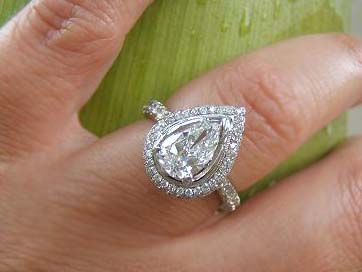 Halo Engagement Rings Pricescope