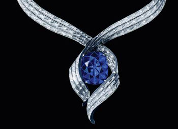 Harry Winston setting Embracing Hope for the Hope Diamond
