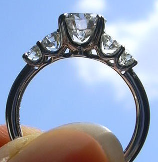 Five Stone Engagement Rings Pricescope