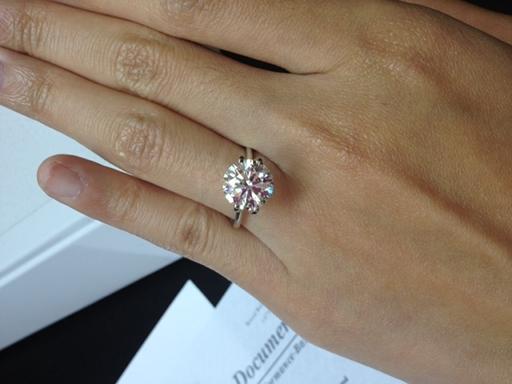 3 Ct Diamond Ring Perhanda Fasa