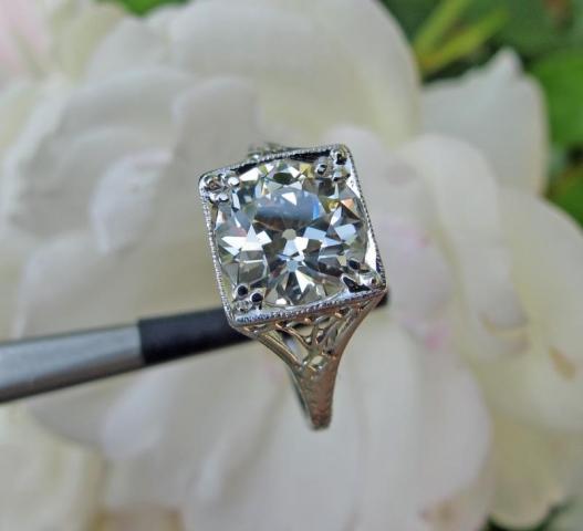 SOS Aqua Setting Help Colored Stones • Diamond Jewelry Forum pare Dia