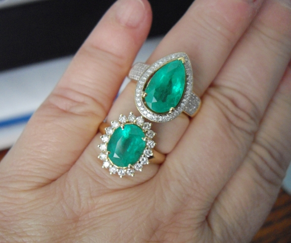 What Do You Think Of Zambian Emeralds Value Vs Colombian