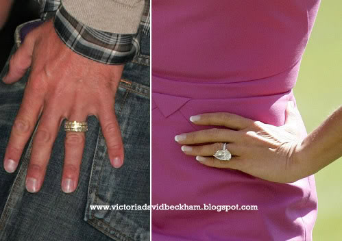 Go Back Gallery For David Beckham Wedding Ring