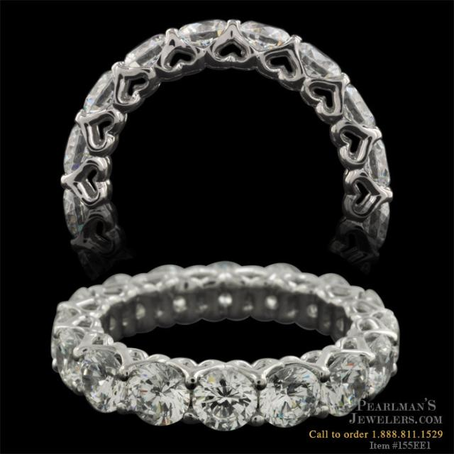 Platinum and Sparkling Diamonds