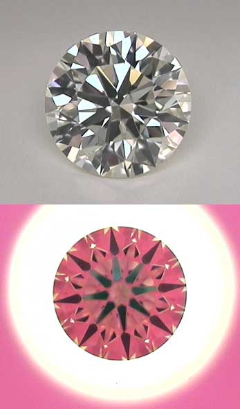1.24ct with idealscope
