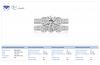 18K White Gold Diamond Matching Bridal Set (2 1/2 cttw.)