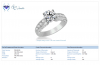 18K White Gold Diamond Ring (1 7/8 cttw.)