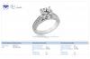 18K White Gold Diamond Ring (1 1/2 cttw.)