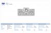 Princess Diamond Ring in 18K White Gold with Matching Bridal Set (2 1/8 cttw.)