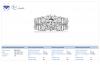 18K White Gold Diamond Matching Bridal Ring Set (2 1/2 cttw.)