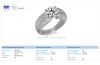 18K White Gold Round Diamond Ring (2.00 cttw.)