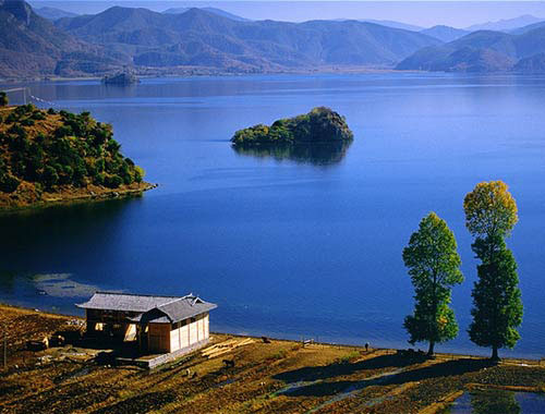 Ten Most Beautiful Place in China #1