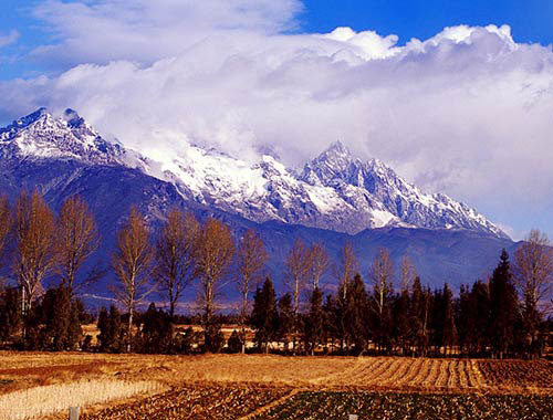 Ten Most Beautiful Place in China #7