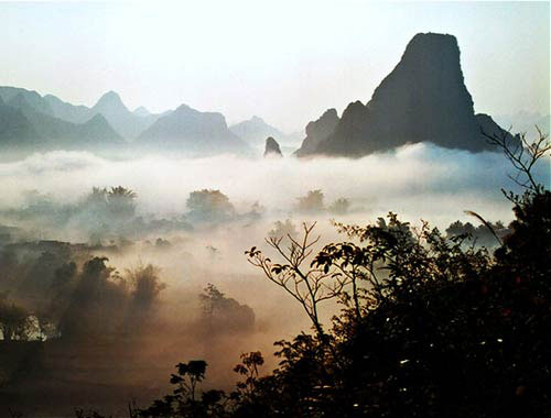 Ten Most Beautiful Place in China #9