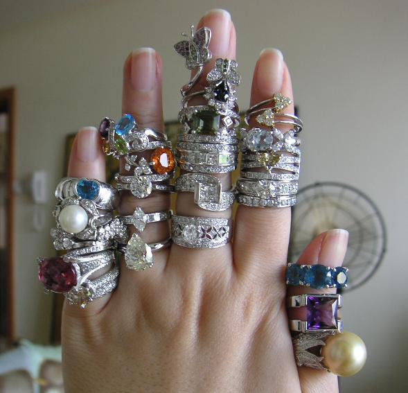 My Handful of Rings