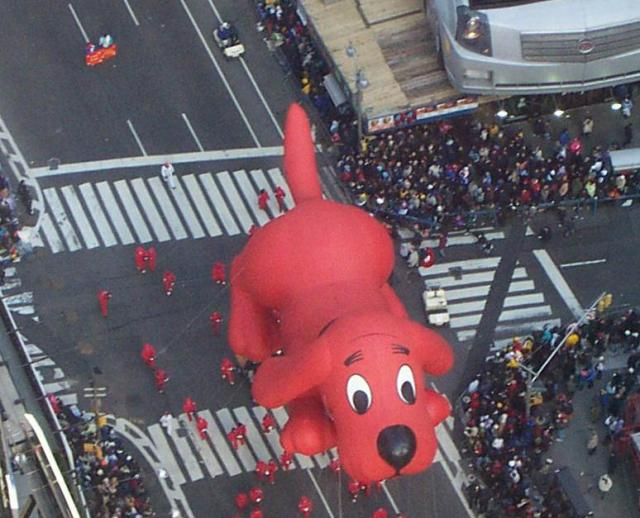 Clifford (in NY)