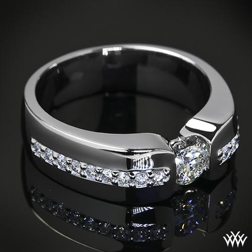 custom s wedding ring pricescope