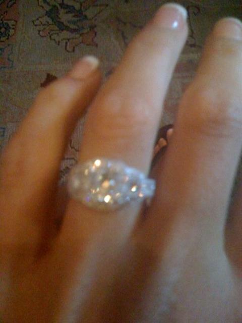 Celebrity E ring