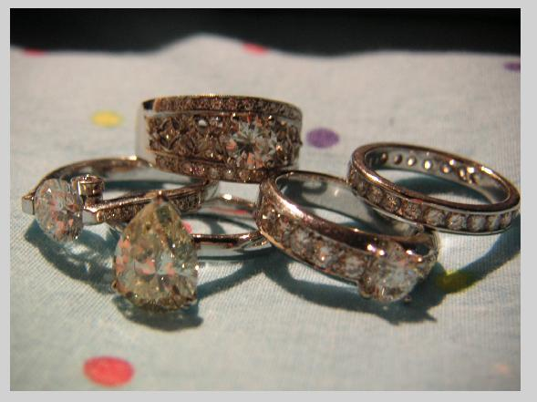 Some of diamond rings