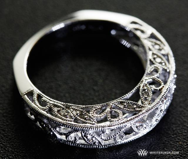indian filigree wedding rings