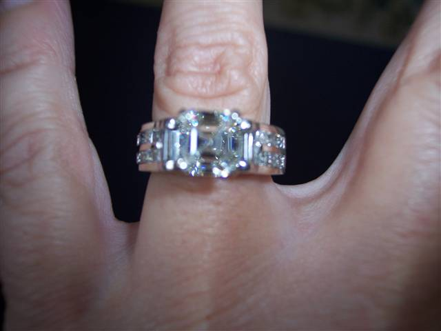 25th Wedding Anniversary Ring For Wife Rings